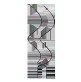 Groeivorm Dubbele Spiraal